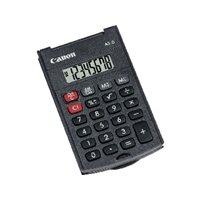 CANON Calculadora de bolsillo AS-8 8 digitos Pilas 4598B001AA, (1 u.)