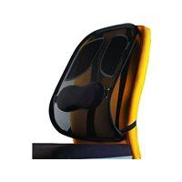 FELLOWES Respaldo lumbar Mesh Professional Series ergonómico negro 8029901, (1 u.)