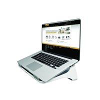 FELLOWES Soporte para portátil I-Spire Series blanco 9311202, (1 u.)