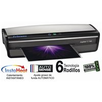 FELLOWES Plastificadora Jupiter-2 A3 Grosor max.250 micras 539x208x129mm 5733501, (1 u.)