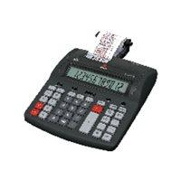 OLIVETTI Calculadora sobremesa impresion SUMMA 303 12 digitos Alimentación CA B4646000, (1 u.)