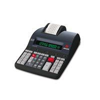 OLIVETTI Calculadora sobremesa impresion Logos 914T 14 digitos Pantalla LCD B5898000, (1 u.)