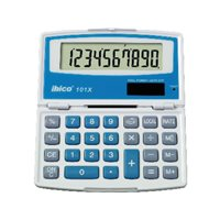 IBICO Calculadora 101 X 10 digitos Solar IB410024, (1 u.)