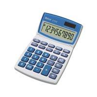IBICO Calculadora sobremesa 210X 10 digitos Solar /pilas IB410079, (1 u.)
