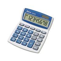 IBICO Calculadora sobremesa 208X 8 digitos Solar IB410062, (1 u.)