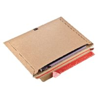 COLOMPAC Bolsas Paquete 20 ud 360X250X50 Carton extra Tira siliconada CP01506, (1 u.)