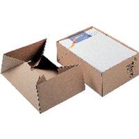 COLOMPAC Pack 15 cajas tapa y fondo multiusos alta calidad 308x221x50 CP121050OT, (1 u.)