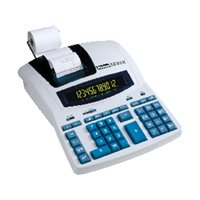 IBICO Calculadora sobremesa impresion 1231X 12 digitos Pantalla fluorescente IB404009, (1 u.)