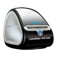 DYMO Rotuladora LW 450TURBO Negro/plata 51Ipm S0838840, (1 u.)