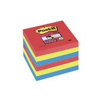 POST-IT Notas adhesivas Pack 6 blocs Colores surtidos 76x76mm 70005253458, (1 u.)