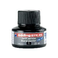 EDDING BTE TINTA 25ML MARC PIZ NG BTK25-01, (1 u.)