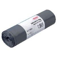 VILEDA Bolsas de basura Industrial normal Rollo 20 u 80X105 Gris 138750, (1 u.)