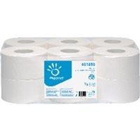 PAPERNET Papel higienico Minijumbo Pack 12 rollos 401850, (1 u.)