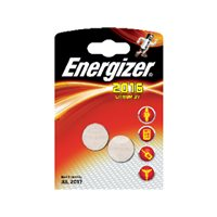 ENERGIZER Pilas Botón Pack 2 ud. CR2016 626986, (1 u.)