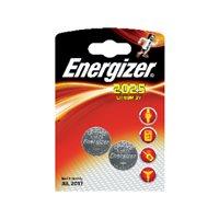 ENERGIZER Pilas Botón Pack 2 ud. CR2025 626981, (1 u.)