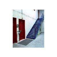 FLOORTEX Felpudo Twister 120x180 Negro FC4120180TWIBK, (1 u.)