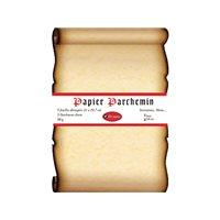 CLAIREFONTAINE Papel Pergamino 5 Hojas A4 Marfil 90 gr 427B, (1 u.)