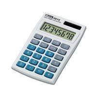 IBICO Calculadora 081X 8 digitos Solar /pilas IB410000, (1 u.)