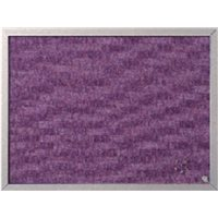 BI-OFFICE Tablero Tapizado Soft 45x60cm Lavanda FB0469608, (1 u.)