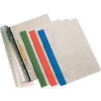 5 STAR Dossier Folio Polipropileno Con Fastener Azul 95174, (25 u.)