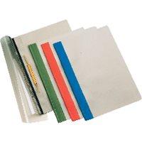 5 STAR Dossier Folio Polipropileno Con Fastener verde 95176, (25 u.)