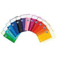 OXFORD Recambio de papel 80h A4 Cuadricula 5x5 Azul 100102760, (5 u.)