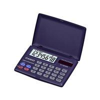 CASIO Calculadora SL-160 VER 8 digitos Solar /pilas SL-160VER, (1 u.)