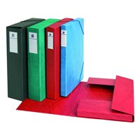 5 STAR Carpetas proyecto A4 Lomo 30 mm Negra Carton plastificado 100617-S, (1 u.)