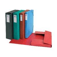 5* Carpeta de proyectos  Lomo 90mm A4 Rojo  101701, (1 u.)