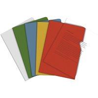 5 STAR Dossier Caja 100 ud Folio Pvc Con uñero Transparente 150 micras 72200-SPICER, (1 u.)
