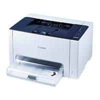 CANON Impresora láser color i-Sensys LBP7010C /2400 x 600 ppp/A4/USB/Blanca 4896B003AA, (1 u.)