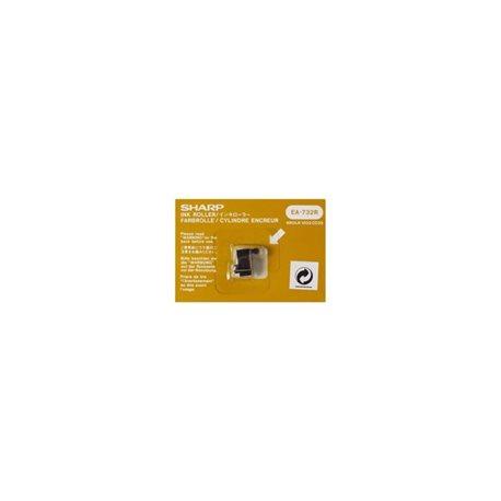 SHARP Rodillo Entintador Negro Para  EL1610, 1611, 1611S/11A EA732R, (1 u.)