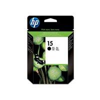 HP Cartuchos Inyeccion 15 Negro  C6615D, (1 u.)