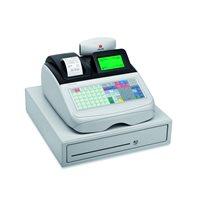 OLIVETTI Caja registradora ECR 8220S alfanumérica térmica/LCD/blanca B4443001, (1 u.)