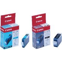 CANON Cartuchos Inyeccion BCI-3EY Amarillo  4482A002AB, (1 u.)