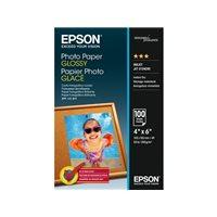 EPSON Papel fotografico 20 hojas A4 Brillo C13S042538, (1 u.)