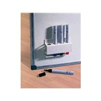 NOBOPortarotuladores magnético Capacidad 4 Ud 8 x 12 x 3,2 cm. 35038046, (1 u.)