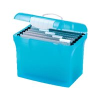 ELBA Maletin archivador Cass´n Go Design 305x310x230mm Azul Ligero y resistente 100330256, (1 u.)
