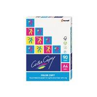 COLOR COPY Papel impresión 125 Hojas A4 350 Gr CCA4350, (5 u.)