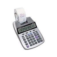 CANON Calculadora sobremesa impresion P23 DSTC 12 digitos Electrica y pila 2495B001, (1 u.)