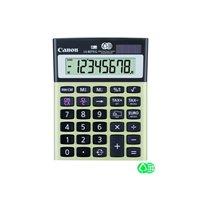CANON Calculadora sobremesa LS 80TEG 8 digitos Impuestos y financiero Solar /pilas 4423B002, (1 u.)