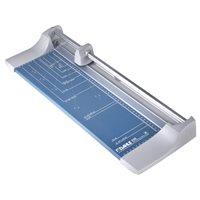 DAHLE Cizallas de rodillo 508 0,8 mm grosor corte A4 Capacidad 6 hojas 440X211X100 1,25 Kg 508-20051, (1 u.)