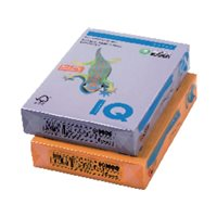 IQ Papel multifunción color 500h 80 g. A4 Oro AG10, (5 u.)