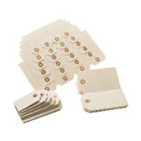 SNMA Etiquetas con arandela Cajas de 1000 u. 48 x 85 mm. Sueltas 01131, (1 u.)
