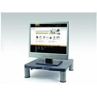 FELLOWES Soporte para monitor de hasta 17'' Estándar Grafito 9169301, (1 u.)