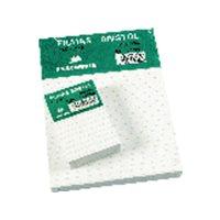 EXACOMPTA Ficheros Caja 100 ud 100X150 Liso 10502E, (1 u.)