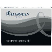 WATERMAN Cartucho tinta Estandar 8 ud Negro S0110850, (1 u.)