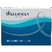 WATERMAN Cartuchos tinta 6 ud Azul Serenity S0110860, (1 u.)