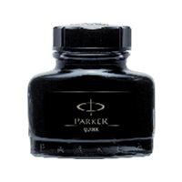 PARKER Tintero  Quink 57 ml azul real lavable S0037480, (1 u.)