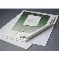 FAIBO Bloc Pizarra Papel 90x65 cm para pizarras de caballete BLC-50B, (1 u.)